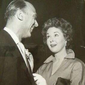 Johnny Green y Susan Hayward