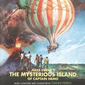 'The Mysterious Island of Captain Nemo', Gianni Ferrio (1973)