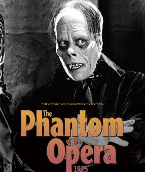 'The Phantom of The Opera' (1925)