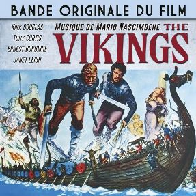'The Vikings', Mario Nascimbene (1958)