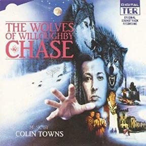 'Tierra de lobos', Colin Towns (1989)