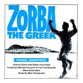 'Zorba el griego', Mikis Theodorakis (1964)