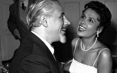 Lennie Hayton con su esposa Lena Horne