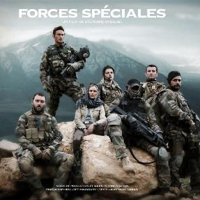 'Fuerzas especiales', Xavier Berthelot (2011)