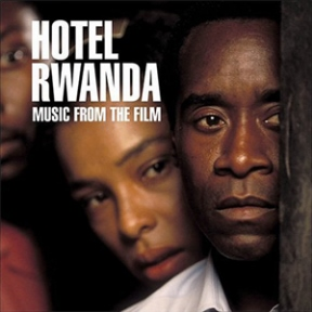 'Hotel Rwanda', (2004)