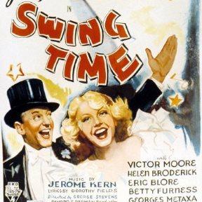 'The Way You Look Tonight',Jerome Kern,'En alas de la danza'(1936)