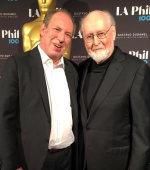 Hans Zimmer y John Williams