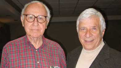 David Raksin con Elmer Bernstein