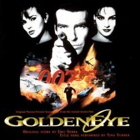 'Goldeneye', (1995)