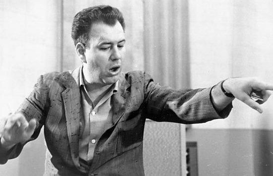 Nelson Riddle director