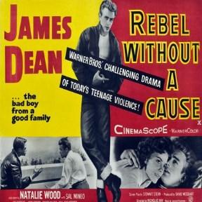 'Rebelde sin causa', (1955)