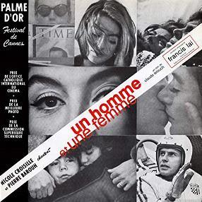 'Un hombre y una mujer', (1966)