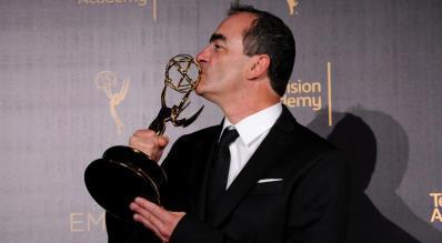 Victor Reyes obtiene el premio Emmy