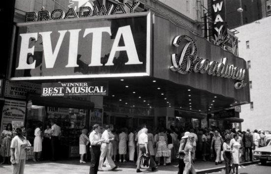 broadway, musicals