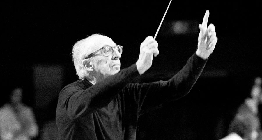 Copland,Aaron, (compositor)