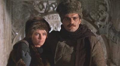 'Doctor Zhivago', (1965)