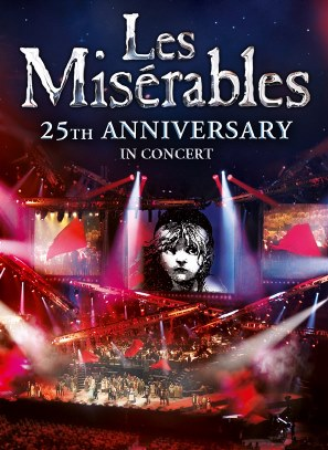 Les miserables 25 aniversario