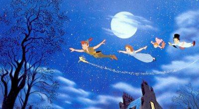 'Peter Pan'', (1953)