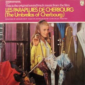 'Los paraguas de Cherburgo', (1964)