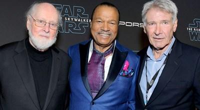 Harrison Ford -John Williams