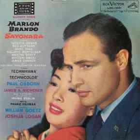 'Sayonara', (1957)