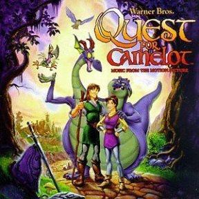 'La espada mágica En busca de Camelot', (1998)