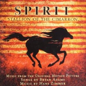 'Spirit, el corcel indomable', (2002)