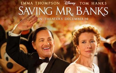 'Al encuentro de Mr. Banks', (2013)