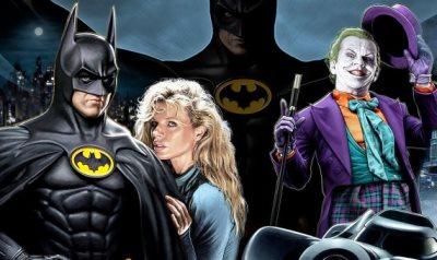 'Batman', (1989)