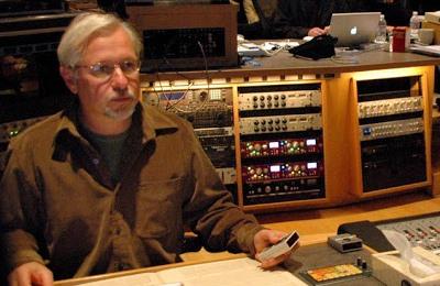Brad Dechter en el estudio