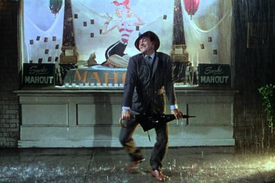 'Cantando bajo la lluvia', (1952)