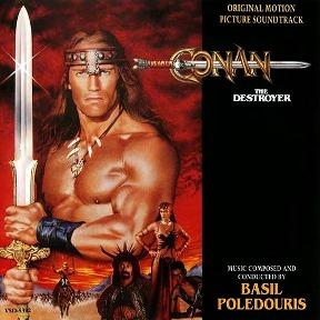 'Conan el bárbaro', (1982)