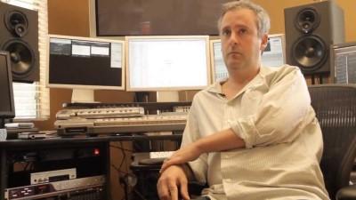 Kevin Kliesch en el estudio