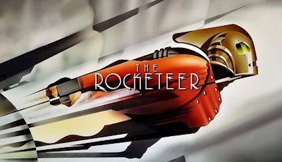 'Rocketeer', (1991)