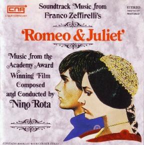 'Romeo y Julieta', (1968)