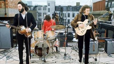The Beatles-azotea
