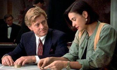 'Una proposición indecente', (1993)