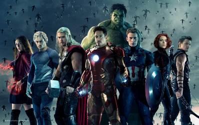 'Vengadores la era de Ultron', (2015)