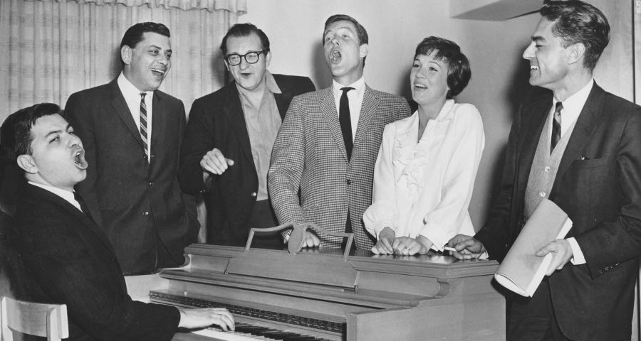 Sherman Brothers-composers