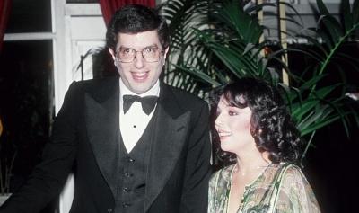 Carole Bayer Cager con Marvin Hamlisch