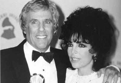 Carole Bayer Cager y Burt Bacharach