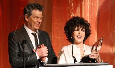 David Foster con Carole Bayer Sager