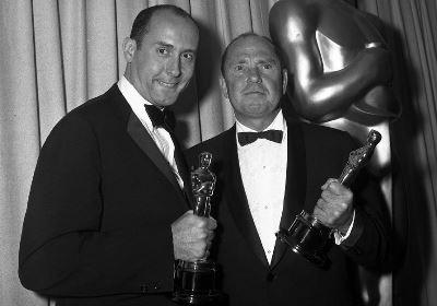 Johnny Mercer y Henry Mancini