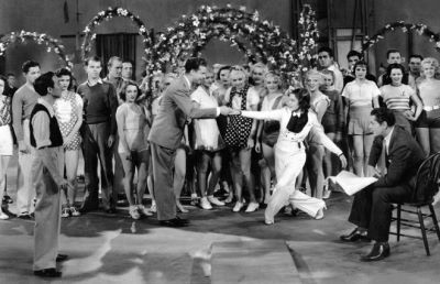 'La calle 42' (1933)
