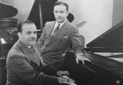 Nacio Herb Brown y Arthur Freed