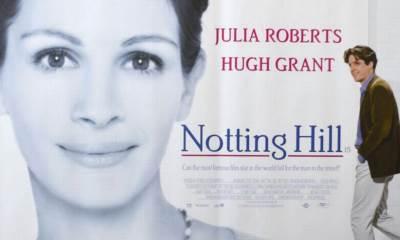 'Notting Hill', (1999)