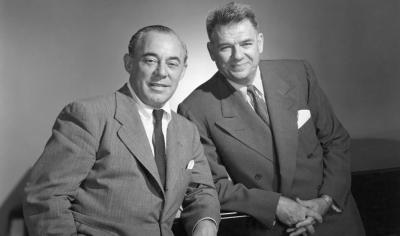 Richard Rodgers y Oscar Hammerstein