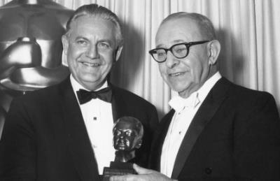 Robert Wise y Arthur Freed