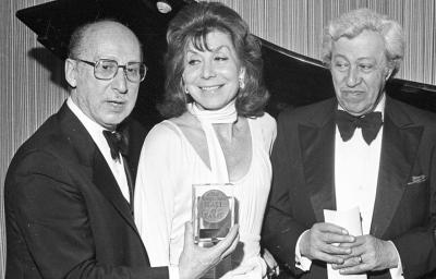 Sammy Cahn, Betty Comden y Adolph Green