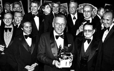 Sammy Cahn, Jule Styne, Frank Sinatra, Henry Mancini y otros